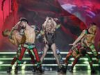 PHOTO: Britney Spears is shown in concert on Thursday, Dec. 26, 2013 in this handout photo from Planet Hollywood Resort & Casino.