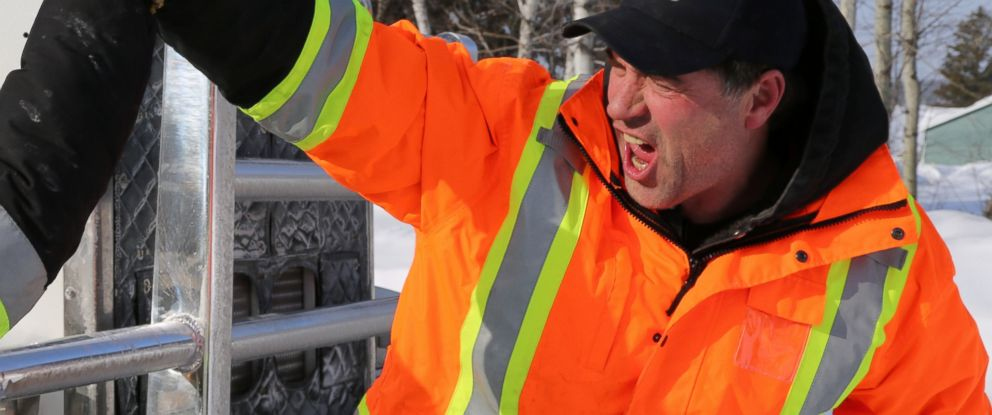 Ice Road Truckers 2020 Schedule Darrell Ward, Star of 'Ice Road Truckers,' Dies at 52   ABC News