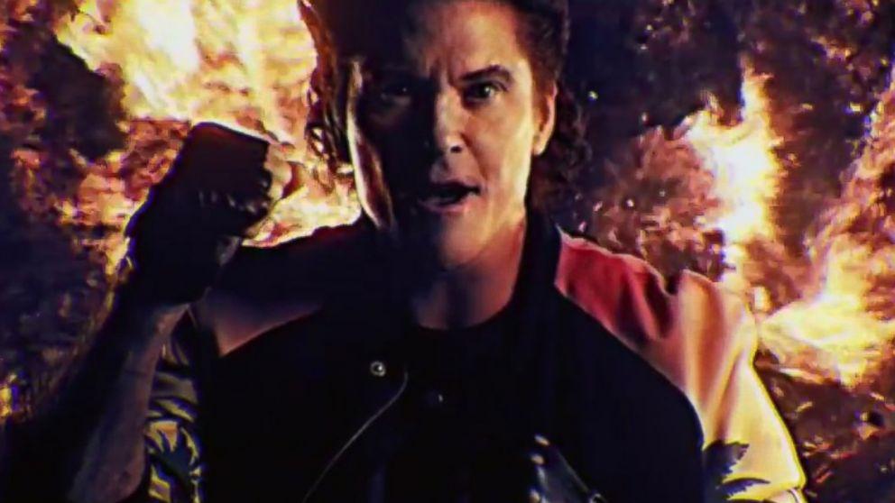 David Hasselhoff's Music Video 'True Survivor' Is a ...