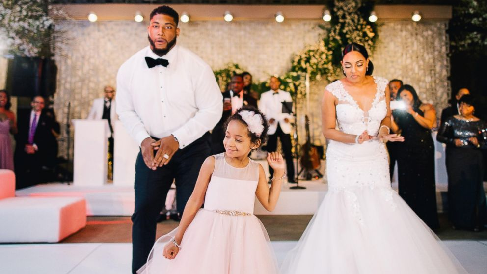 All The Details Of Devon Still And Asha Joyce S Wedding