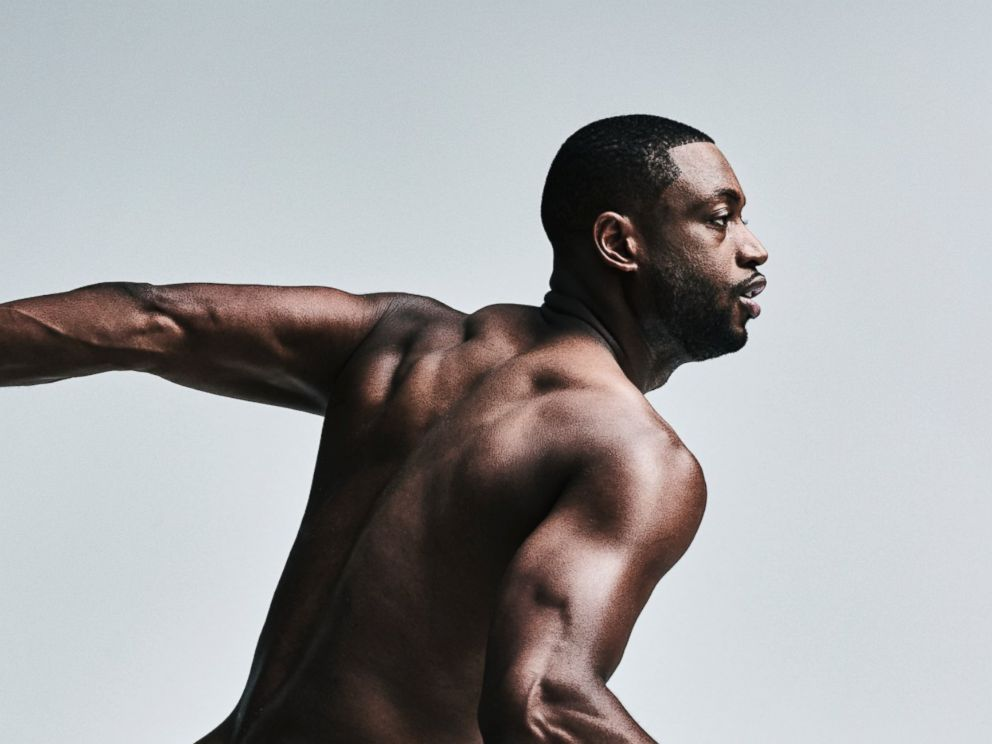 PHOTO: Dwyane Wade poses for ESPN The Magazine Body Issue in New York, June 6, 2016.