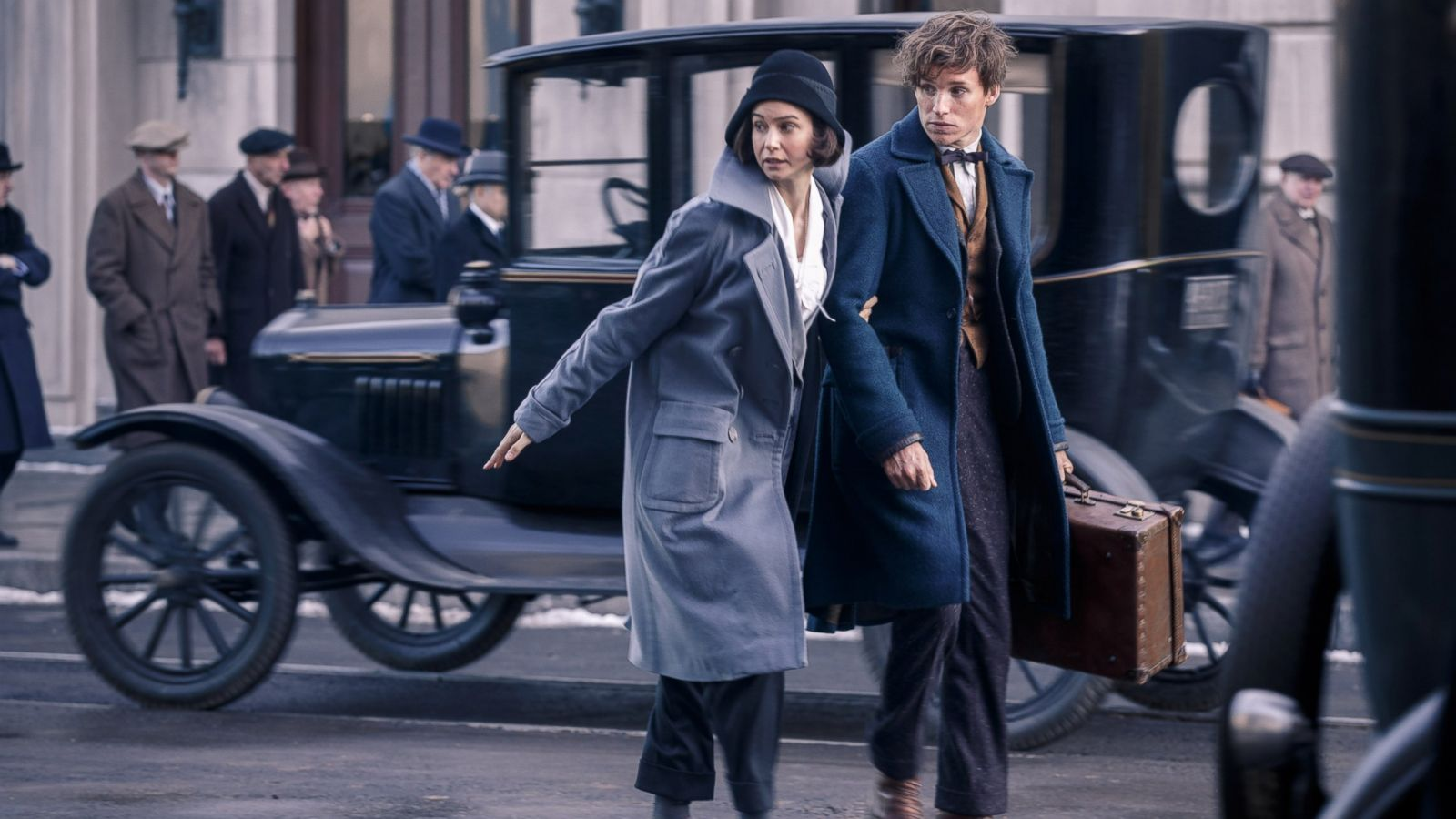 Inside The First Fantastic Beasts And Where To Find Them Trailer