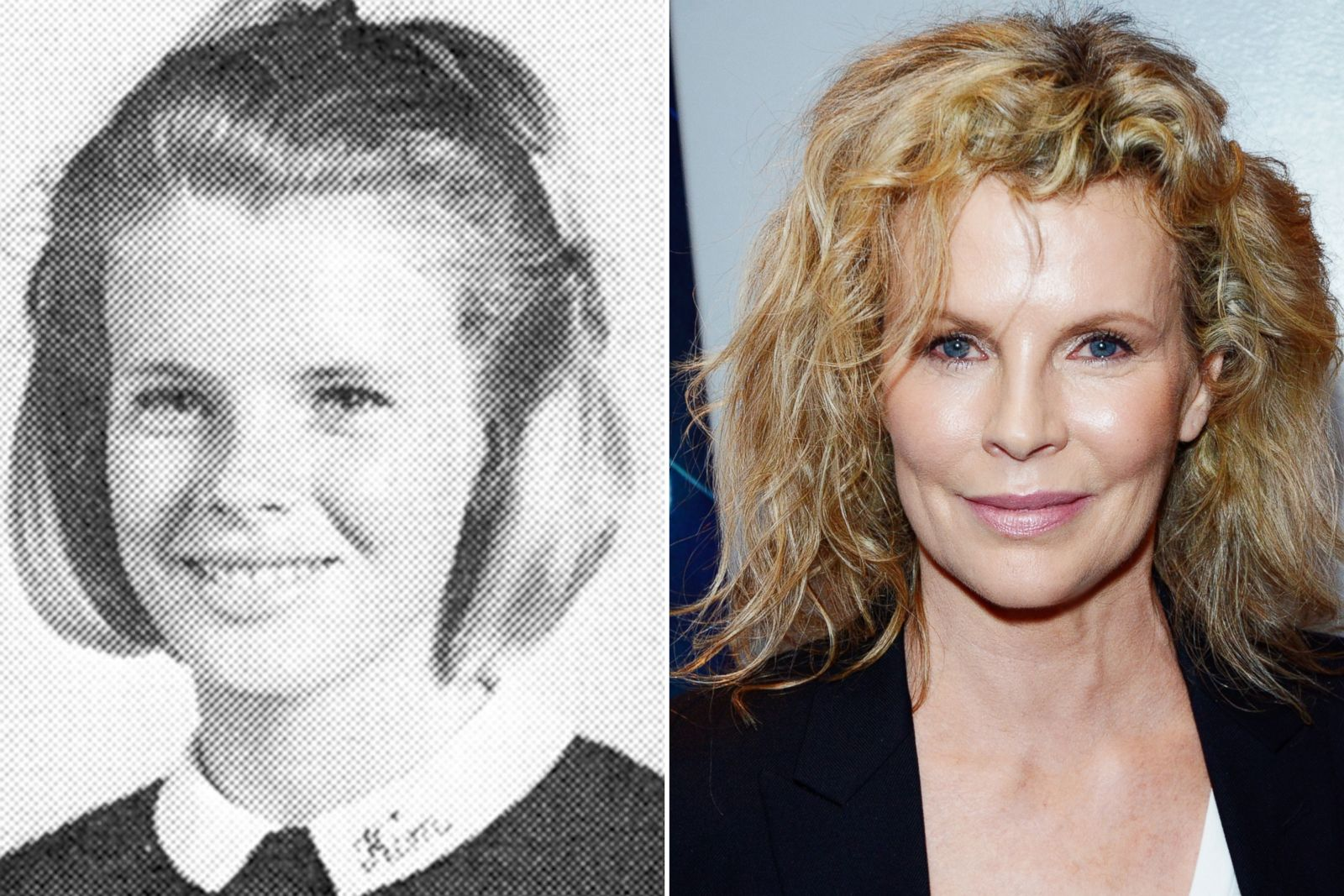 Kim Basinger Picture Before They Were Famous Abc News