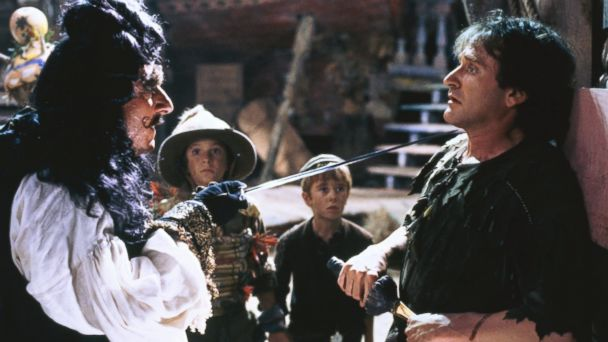 'Hook' Cast Grows Up: 25th Anniversary Reunion Pays Tribute to Robin Williams