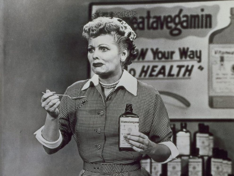 Photo Lucille Ball In An Episode Of I Love Lucy