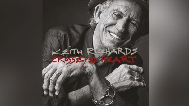 "PHOTO: Keith Richards - ""Crosseyed Heart"""
