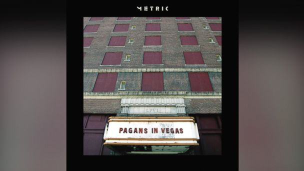 """PHOTO: Metric - """"Pagans In Vegas"""""""