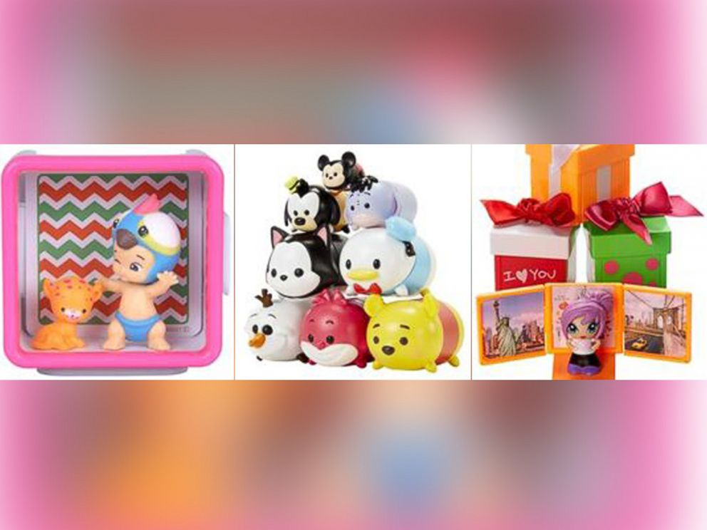 PHOTO: Twozies from Moose Toys | Tsum Tsums from Jakks Pacific |Gift Ems from Jakks Pacific
