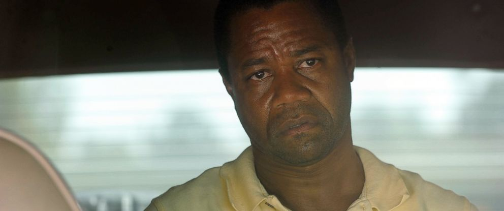 """PHOTO: Cuba Gooding, Jr. as O.J. Simpson in """"THE PEOPLE v. O.J. SIMPSON: American Crime Story."""""""