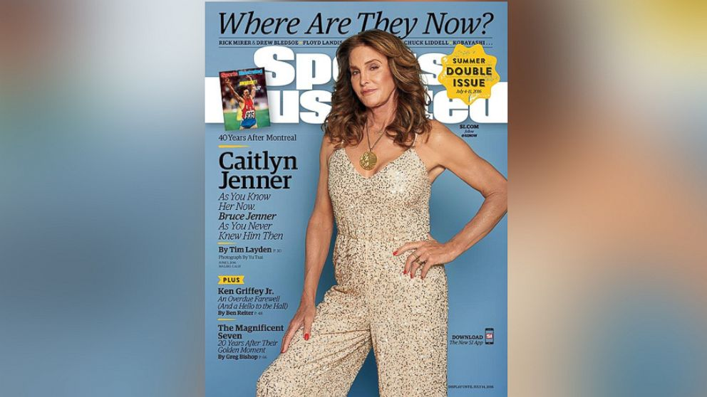 Caitlyn Jenner Appears On Sports Illustrated Cover 40