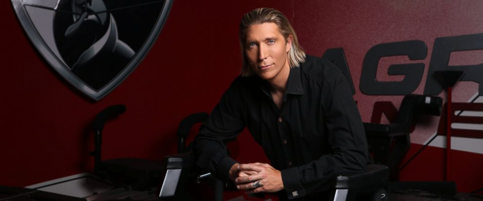 PHOTO: Sebastien Lagree is the creator and founder of the Lagree Fitness Method.