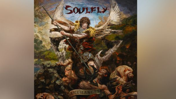 "PHOTO:Soulflys ""Archangel"" album"