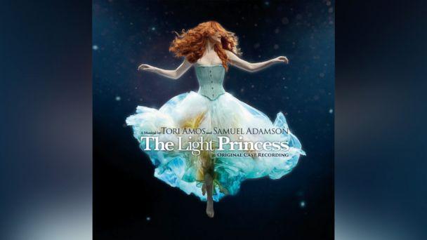 """PHOTO: Tori Amos and Samuel Adamson - """"The Light Princess (Original Cast Recording)"""""""