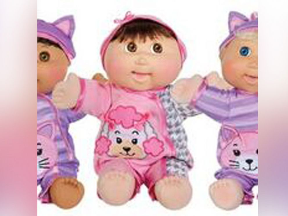 PHOTO: Cabbage Patch Kids Baby So Real from Wicked Cool Toys