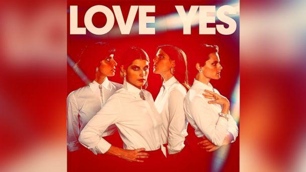 "PHOTO: Teen - ""Love Yes"""