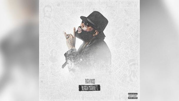 "PHOTO: Rick Ross - ""Black Market"" (Deluxe)"