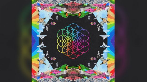 """PHOTO: Coldplay - """"A Head Full Of Dreams"""""""
