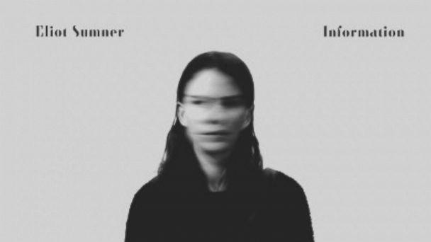 "PHOTO: Eliot Sumners album, ""Information"" is pictured here."