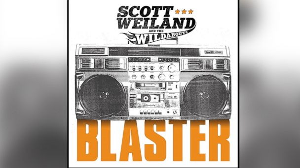 "PHOTO: Album Review - Scott Weiland and the Wildabouts ""Blaster"""