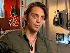 PHOTO: The Calling lead singer Alex Band says he was abducted, beaten, robbed and left for dead by two men over the weekend after performing at a Michigan musical festival.