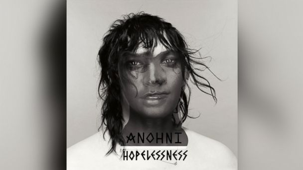 "PHOTO: ANOHNI - ""HOPELESSNESS"""