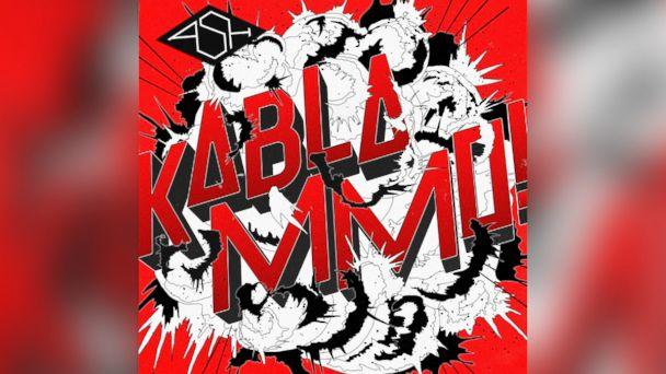 PHOTO: Ash - Kablammo! (Special Edition)