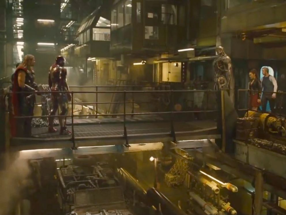 PHOTO: Ultron prepares for battle in the latest trailer for Marvels Avengers: Age of Ultron.