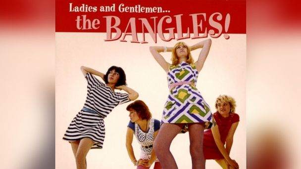 "PHOTO: The Bangles - ""Ladies and Gentlemen... The Bangles!"""