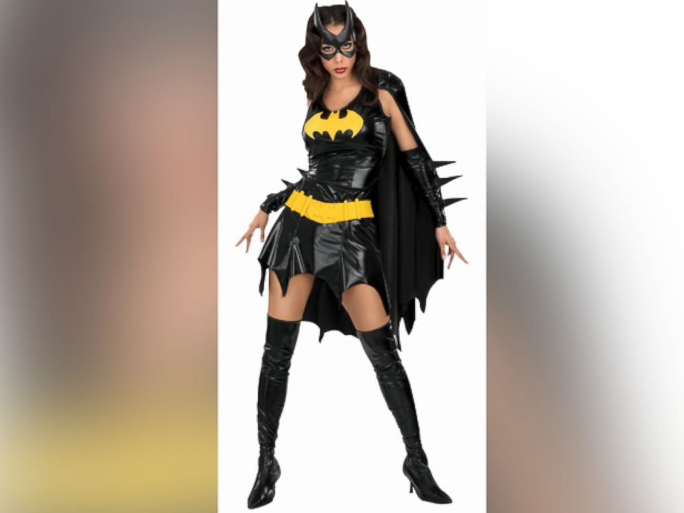 PHOTO:A woman dressed up in a Batwoman costume is seen in the undated file photo.