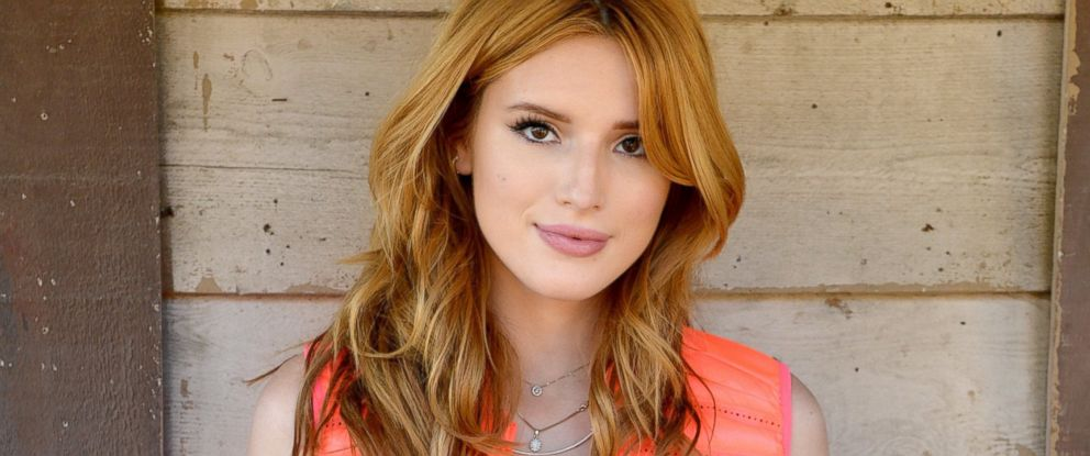 PHOTO: Bella Thorne, Dec. 8, 2014 in Santa Monica, California.