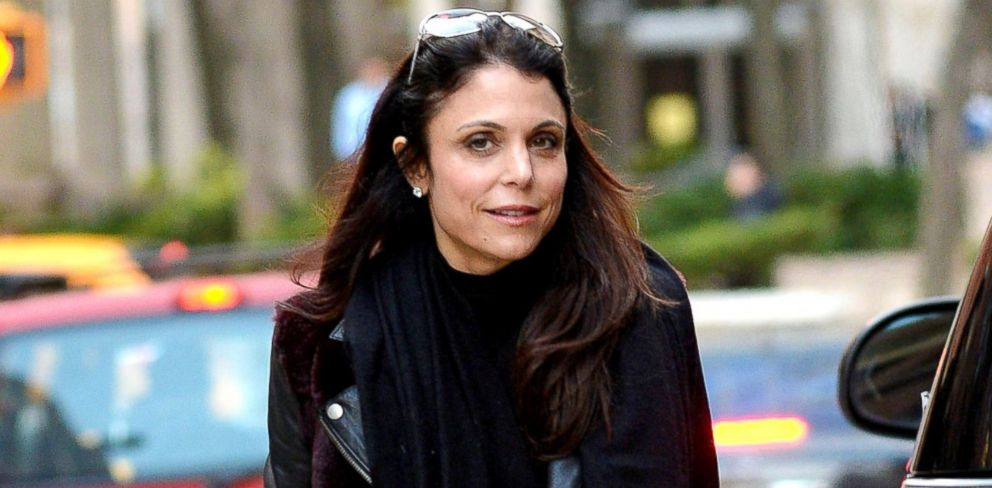 PHOTO: Bethenny Frankel is seen in New York, Jan. 13, 2014.