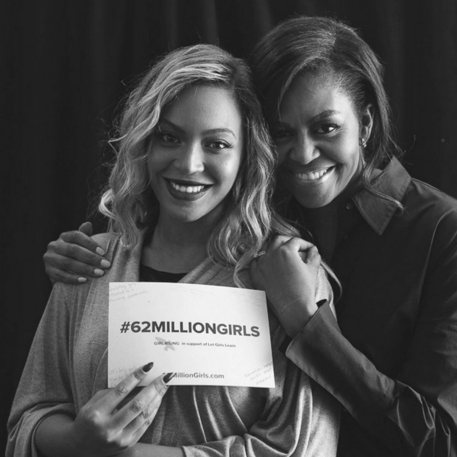 2019 year lifestyle- Supports beyonce michelle obamas lets move campaign