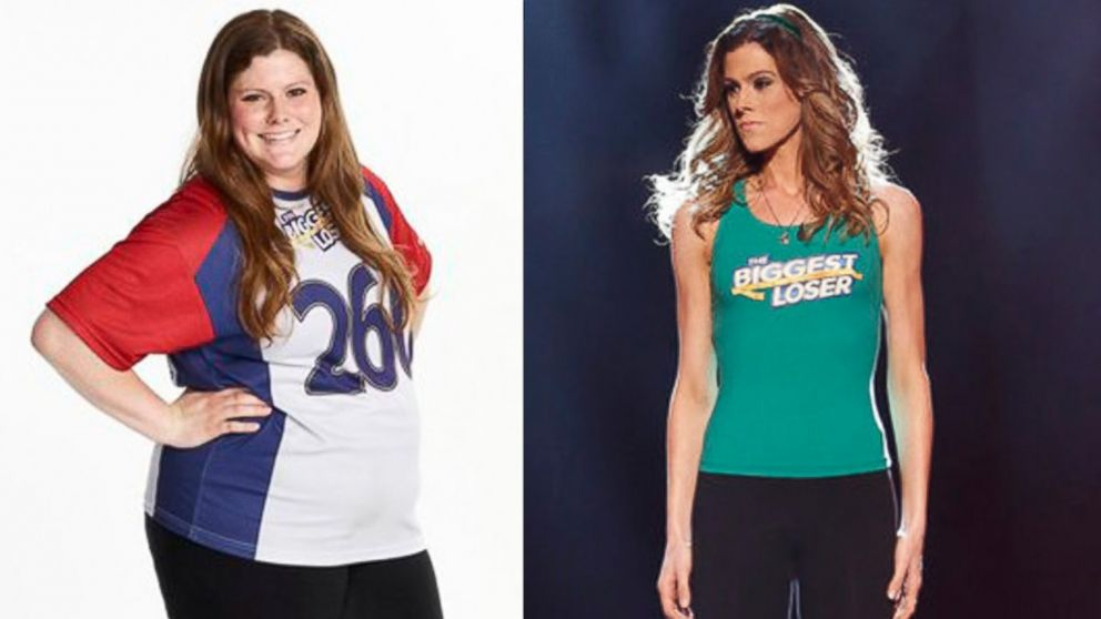 'Biggest Loser' Season 5 Winner Ali Vincent: I Gained 70 ...