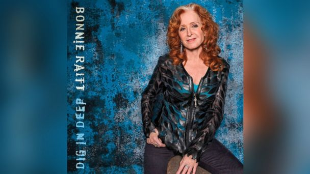 """PHOTO: Bonnie Raitt - """"Dig In Deep"""""""