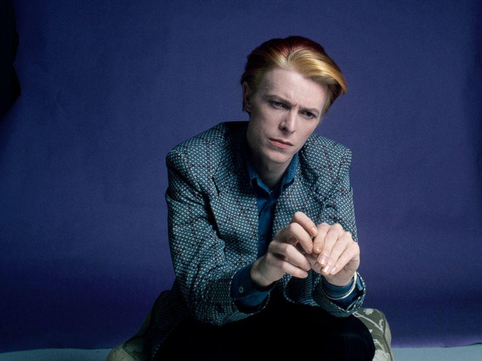 Bowie Photographs by Steve Schapiro