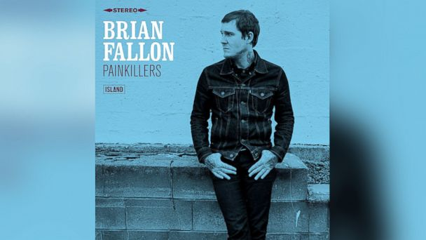 "PHOTO: Brian Fallon - ""Painkillers"""