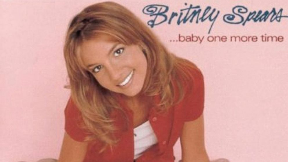 """Britney Spears Baby One More Time Music Cd: Baby One More Time"""" Topped The Charts 15 Years Ago Today"""