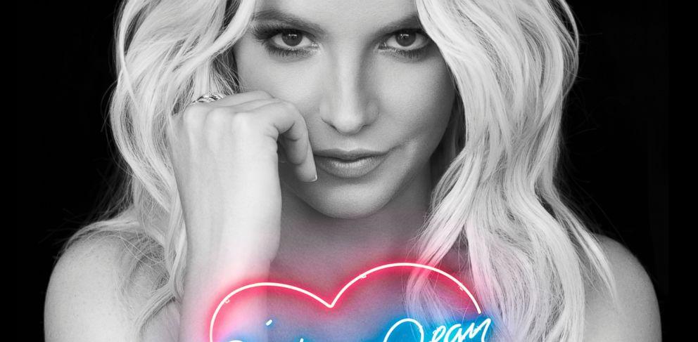 "PHOTO: Britney Spears new album ""Britney Jean."""