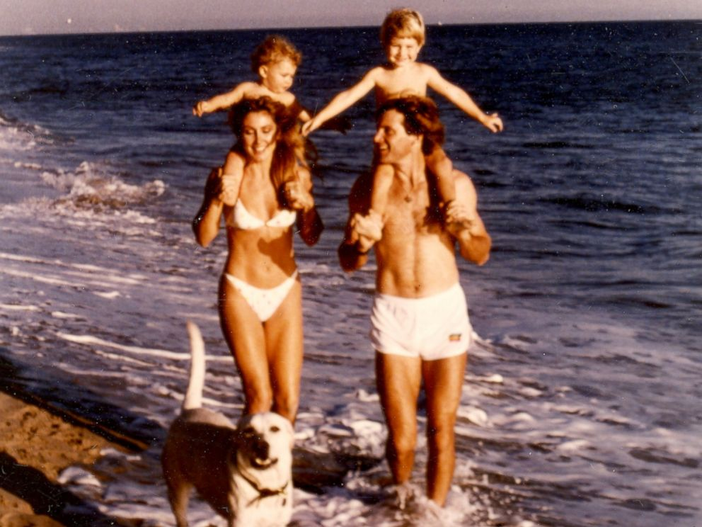 PHOTO: Bruce Jenner is shown here with Linda Thompson and their two sons, Brandon and Brody, in this undated family photo.