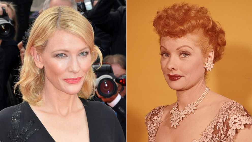 Cate Blanchett Will Play Lucille Ball In New Biopic - Abc News