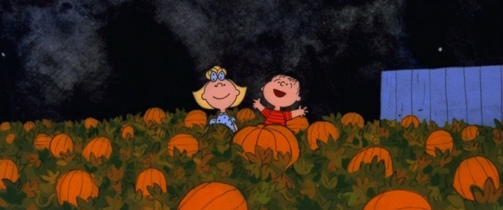 "PHOTO: A scene from ""Its the Great Pumpkin, Charlie Brown,"" is seen here."