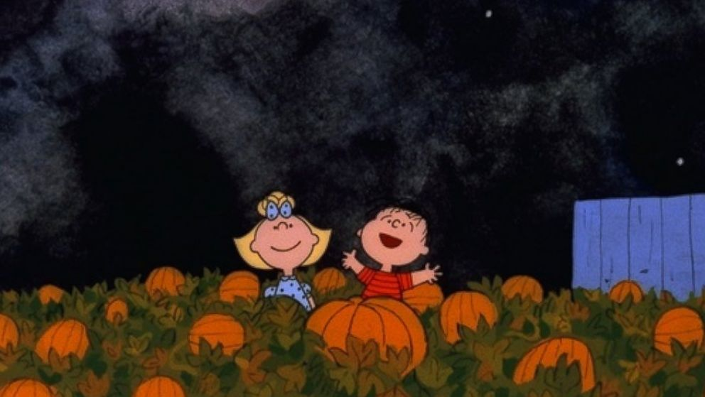 its the great pumpkin charlie brown special celebrates 50th anniversary abc news