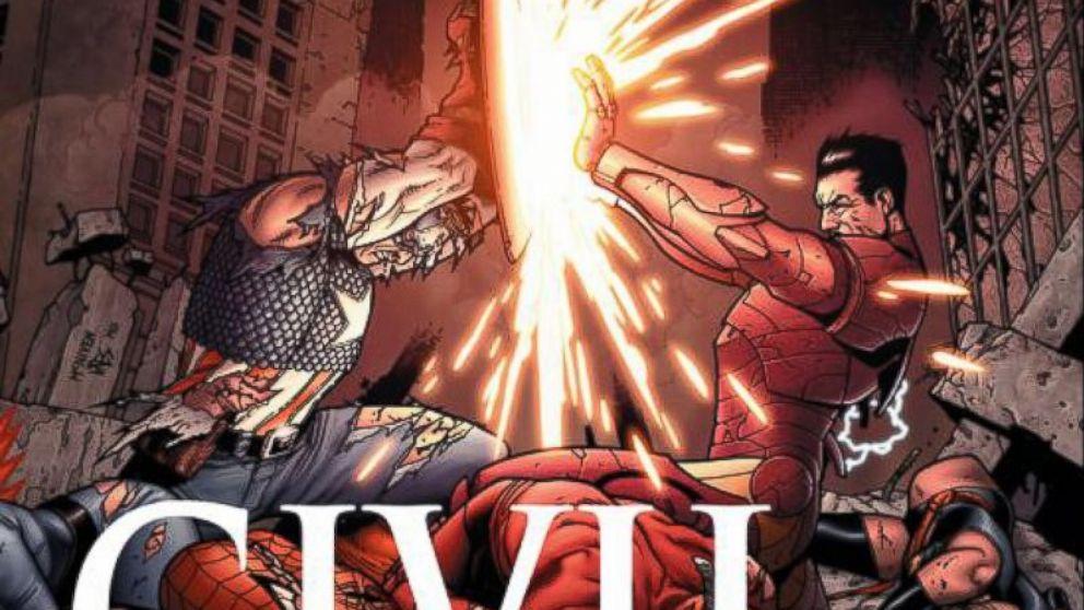 Marvel VP Explains 'Captain America: Civil War' and 'Avengers: Infinity War' Original Storylines