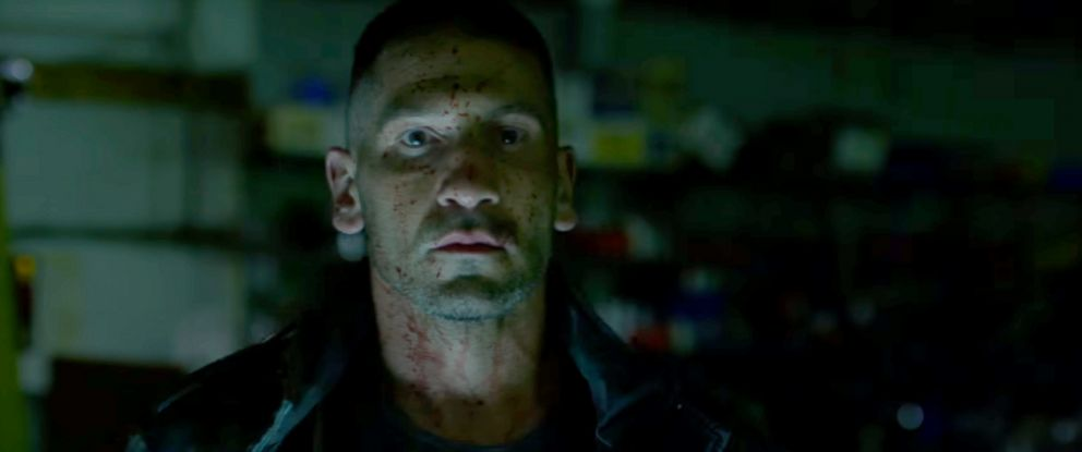 """PHOTO: Jon Bernthal as Frank Castle in a scene from the second season of """"Daredevil."""""""