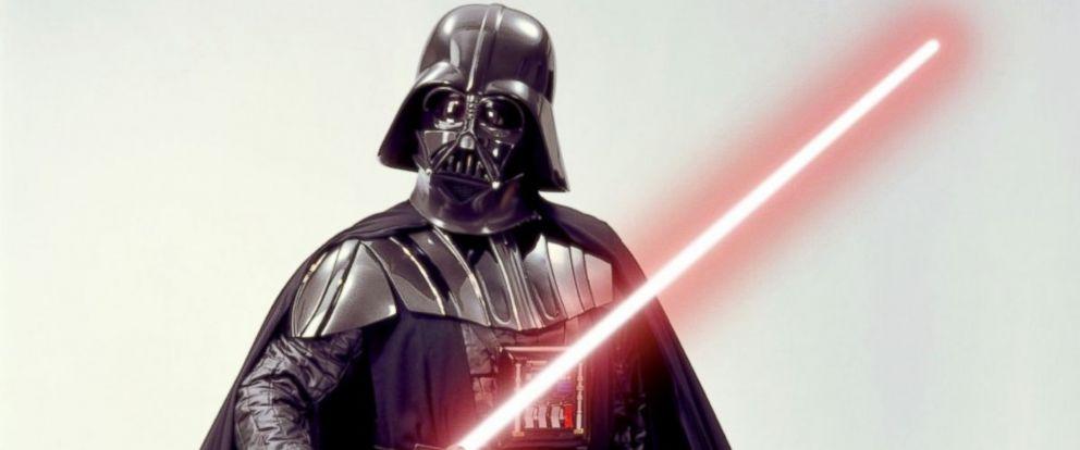 PHOTO Star Wars Villan Darth Vader