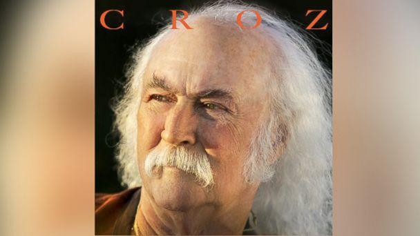 PHOTO: David Crosbys new album, Croz.
