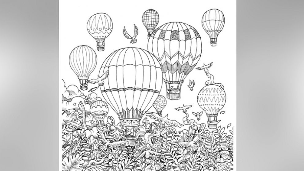 Artist Kerby Rosanes Live Streams An 'Extreme' Coloring Book Drawing - ABC  News
