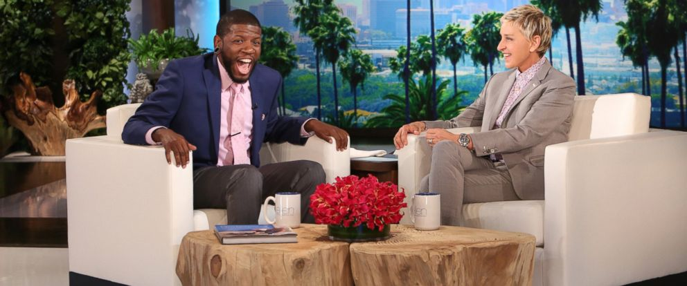 PHOTO: Ellen DeGeneres helped terminally ill comedian Quincy Jones get his stand-up special aired on HBO.