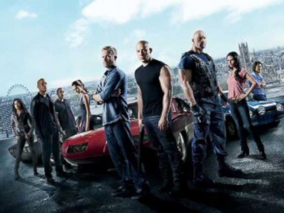 PHOTO: Fast & Furious 6 (2013) movie poster