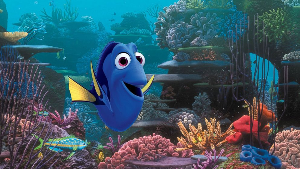 New 'Finding Dory' Cast and Characters Announced - ABC News